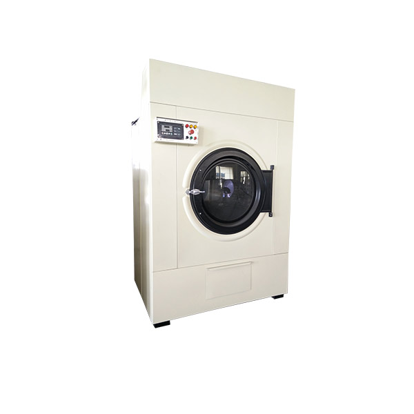 gas heated drying machine