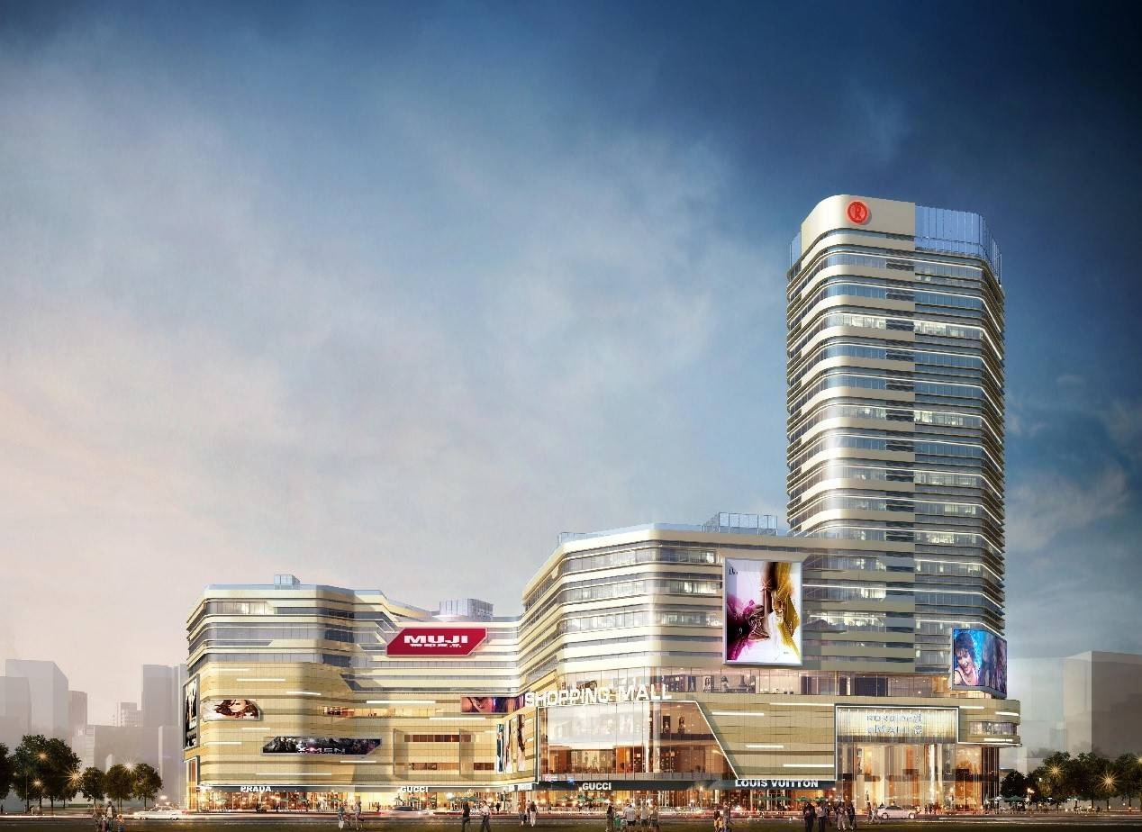 New style, new start – winning the bid for Zhuhai Rongde Commercial Plaza Project