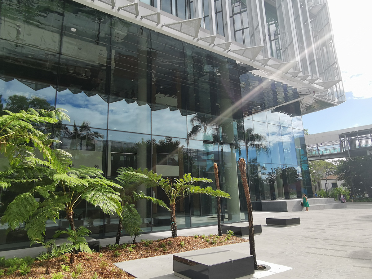 QUT Education Precinct Building Campus, Brisbane, Australia