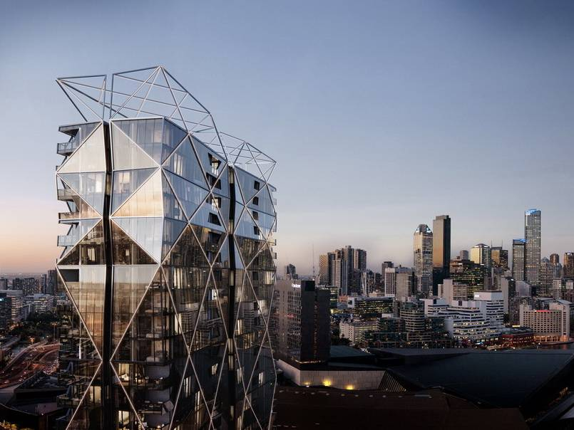 ALTOP won the bid again of Melbourne landmark building