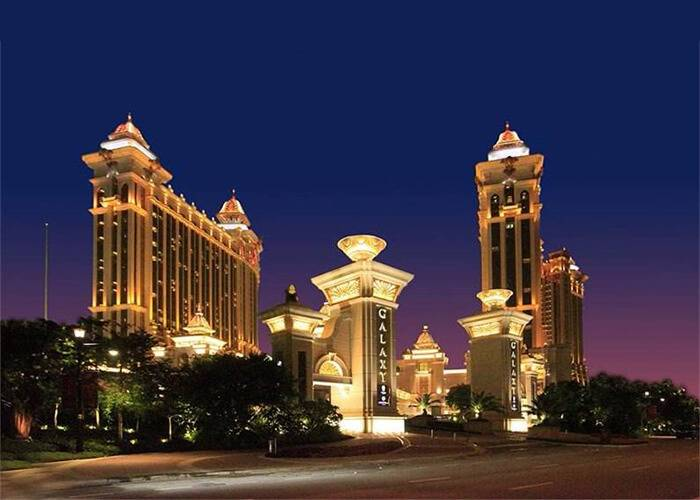Galaxy Hotel, Macau, China