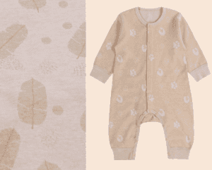 Wholesale China Organic Cotton Baby Romper Supplier