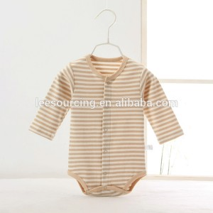 New Design Wholesale China Organic Baby Romper Supplier
