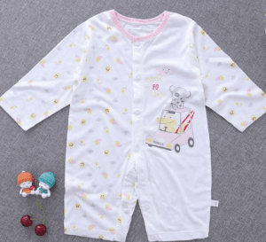 Wholesale China Baby Boys Girls Romper Bamboo Romper Factory