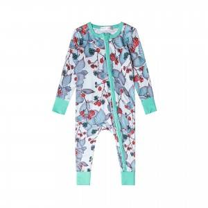 Manufacturer Wholesale China Bamboo Baby Onesie