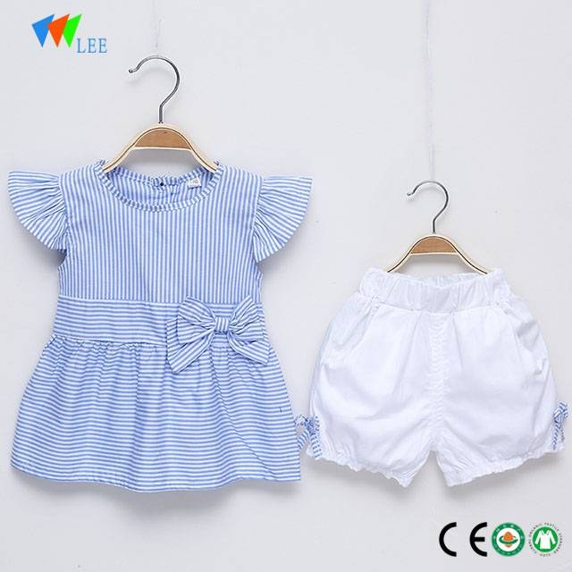 2a692b15b 100 % cotton wholesale boutique clothing sets f... whale 100 % cotton  boutique clothing sets for baby girl