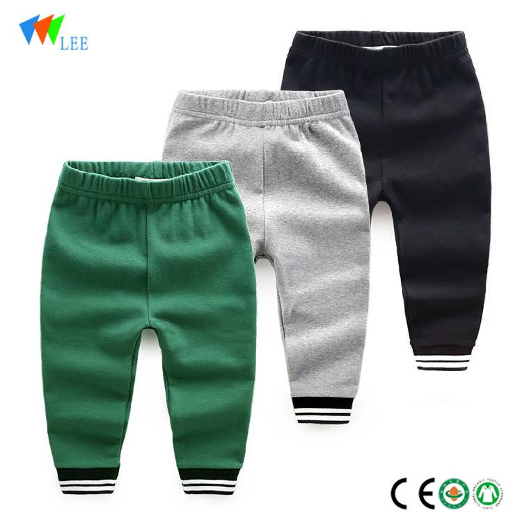 factory supply Top quality children spring sport pants baby pants wholesale