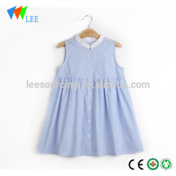 girls summer shirt dress korean kid dresses