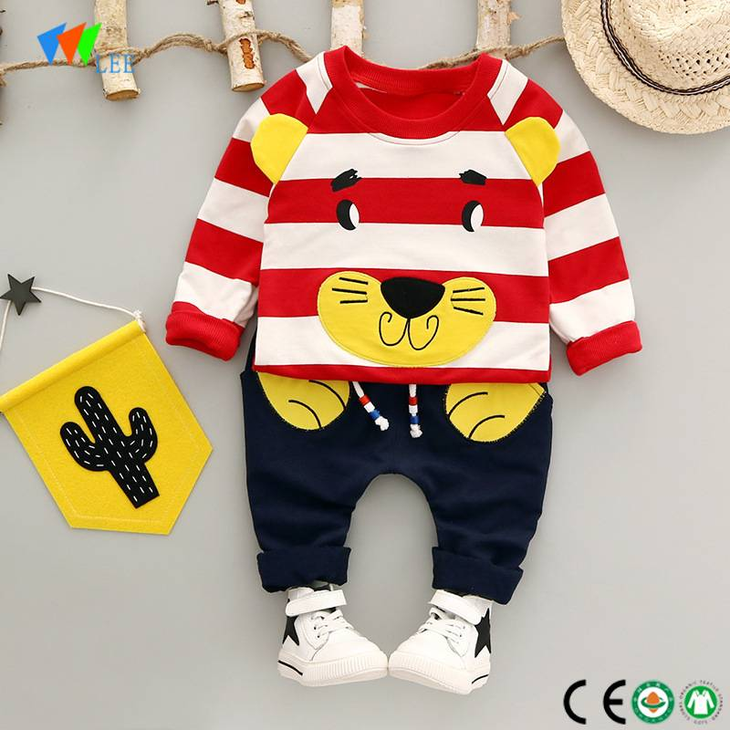 winter new style carton 100%organic cotton T-shirt casual boys kids t-shirt baby printing Wholesale