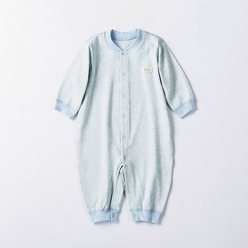 Wholesale Best Style Good Price Soft Organic Cotton Baby Bamboo Romper