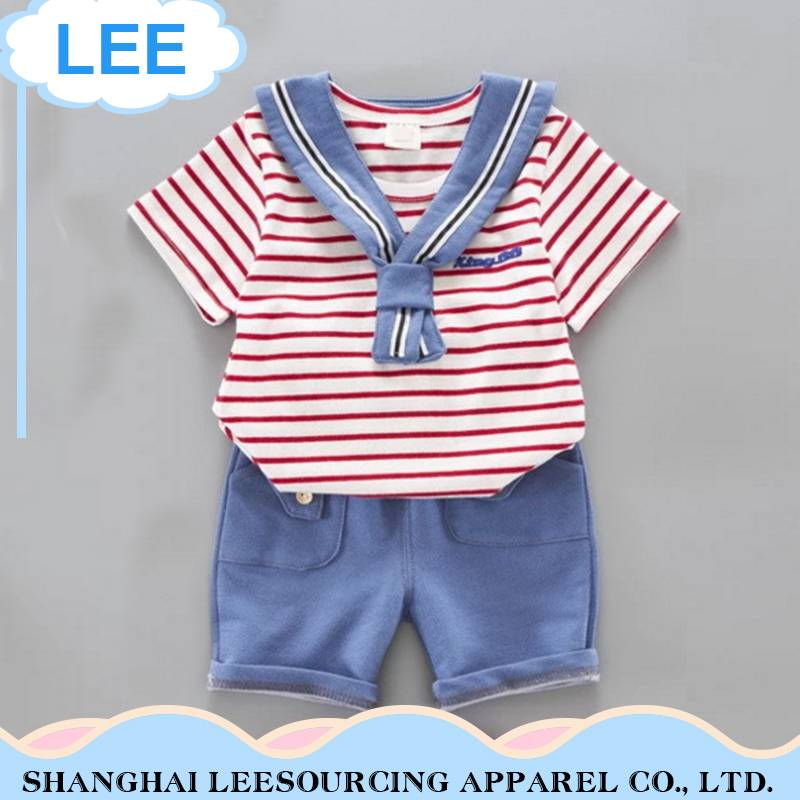 Factory Price Baby Clothing Set 3pcs 2017 Wholesale Summer Baby Boy Clothes Kids Clothing Set Leesourcing Manufacturers And Suppliers China Leesourcing
