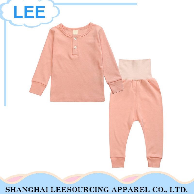 Wholesale new style comfortable summer children clothes set