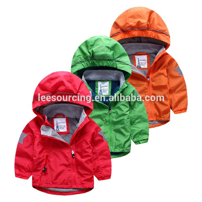 Wholesale baby kids Clothing Manufacturer in China children winter coat long sleeves down jacket keep warm out clothes