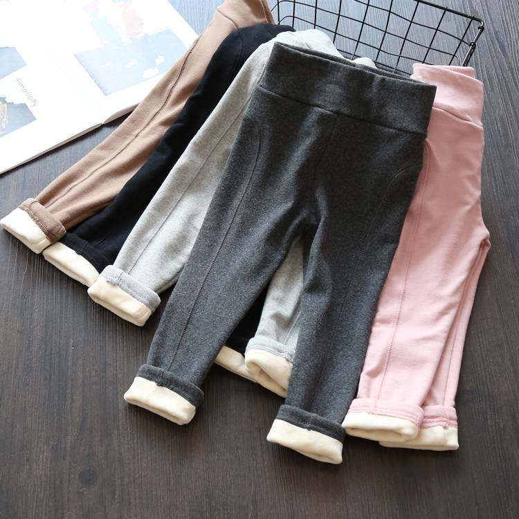 100% Cotton baby pants 2017 fashion child harem trousers