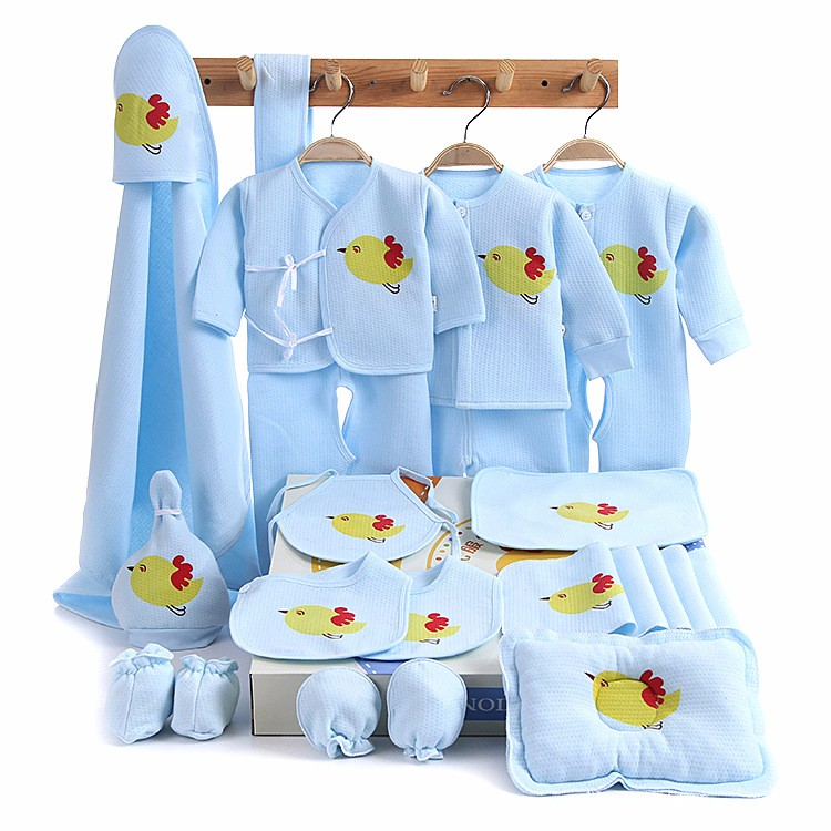 Wholesale newborn baby clothes set baby gift sets ...