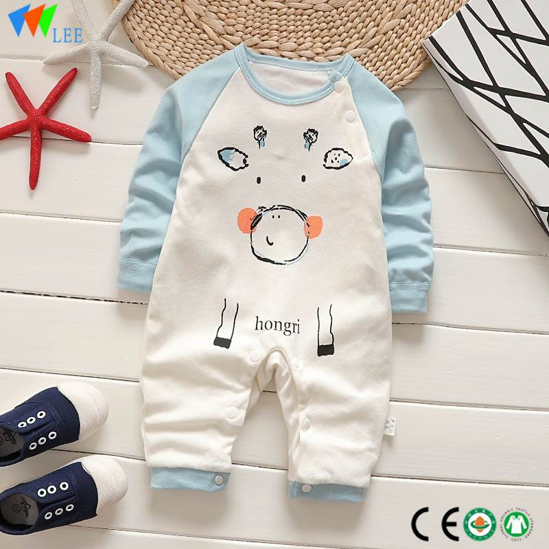 china manufacture newborn baby clothes romper comfortable baby boy rompers