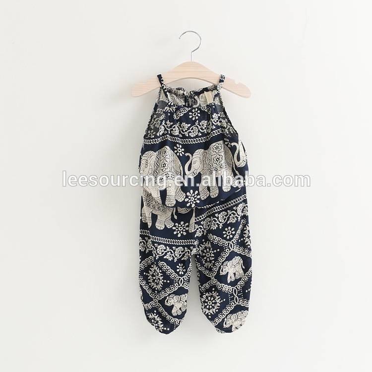 Girls tops havîn û pants harem pembû cilên zarokan set