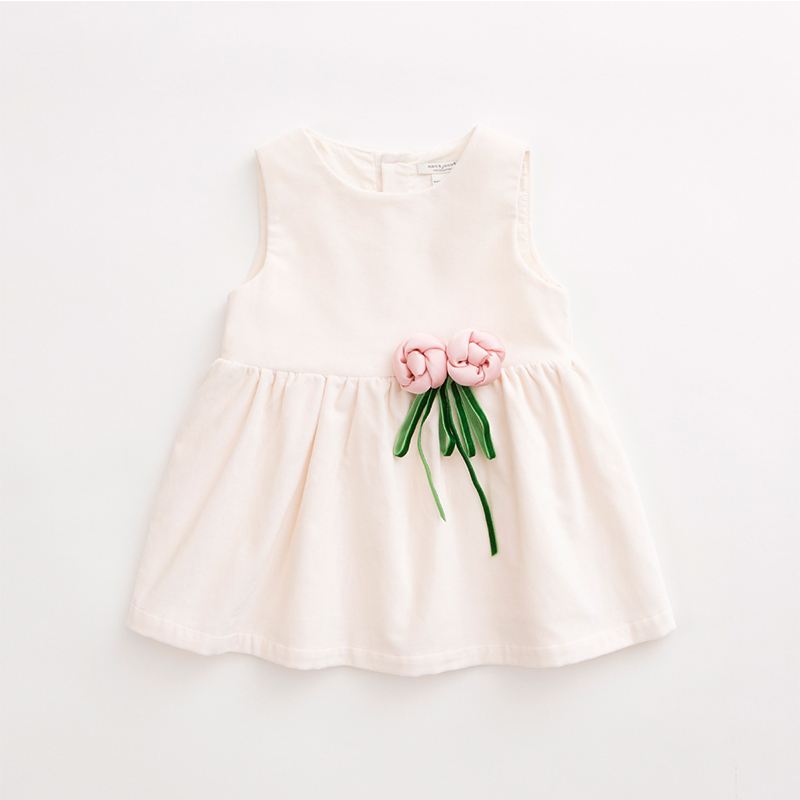 Haine pentru sugari Producator One Piece Copii frocks Baby Girl Dress