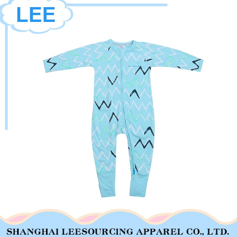 Eco Baby Cotton Baby Girl Clothes Bamboo Romper With Legging