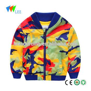 baby jacket without hood baby boys cotton printing jacket tops