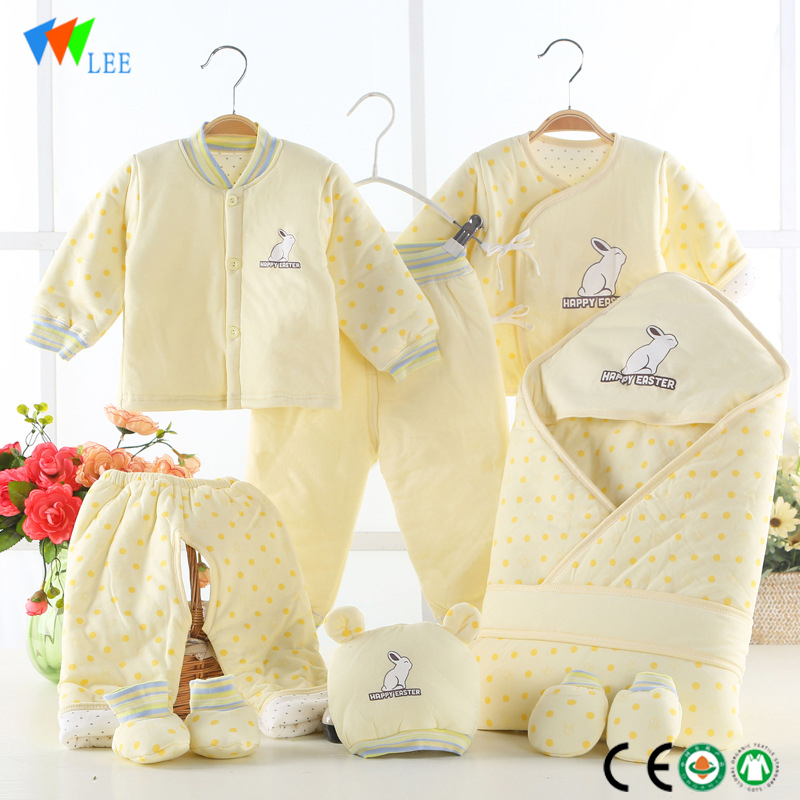 New design long-sleeved cotton kids romper wholesale baby romper