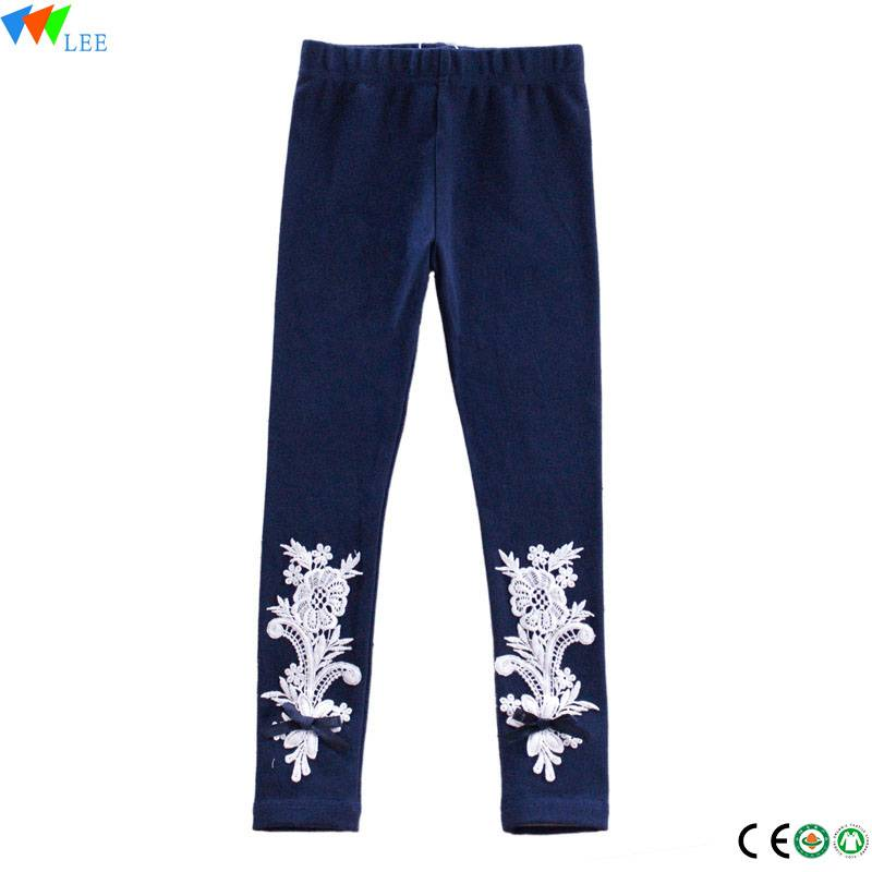 Newest style design baby tights girls leggings for children