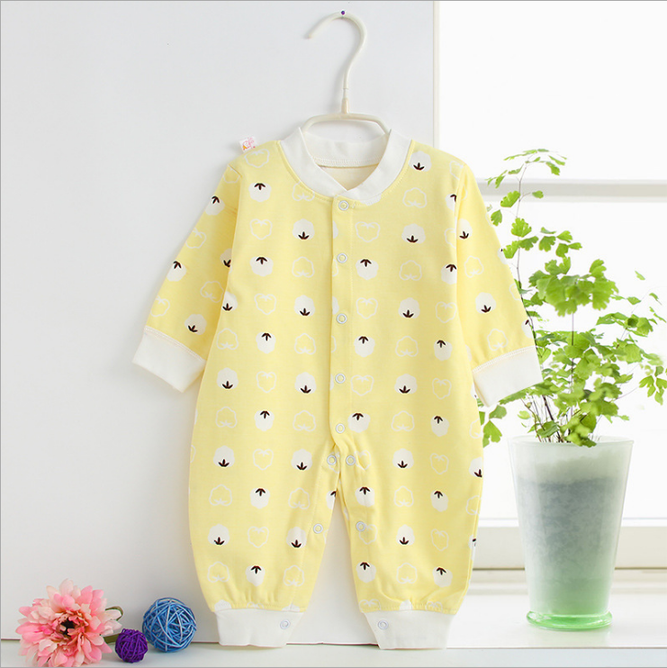 Funny Love Baby Boy Bamboo Romper Infant Bodysuit