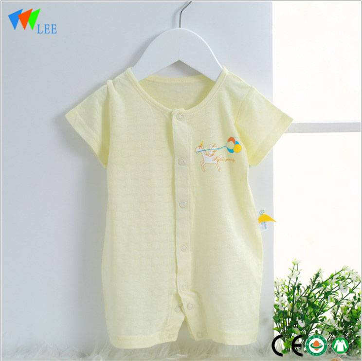 Top quality Bulk sale good price bamboo baby romper