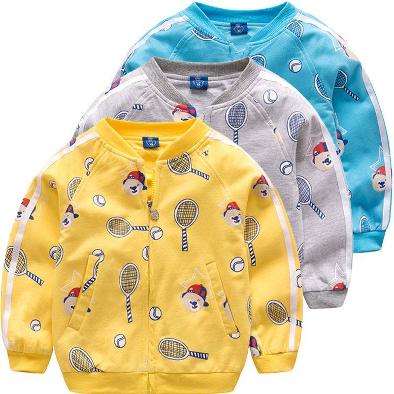 Casual Style Children Wear Baby Cotton Jackets Wholesale Kids Coats