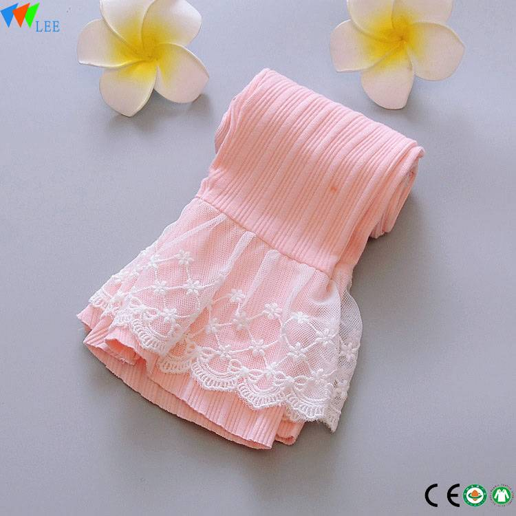 New model fashion girls leggings cute tutu design little baby leggings