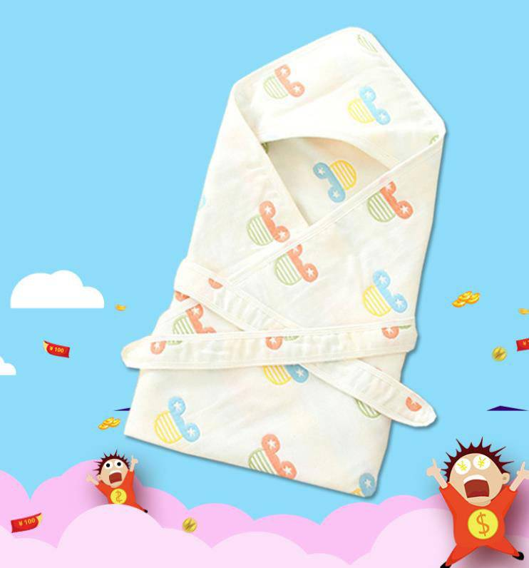 2018 Softest and Healthy Muslim Baby Swaddle Blanket