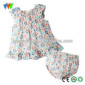 baby top swing girl Etrûşî bi Bloomer set summer bikini pembû cilên zarokan