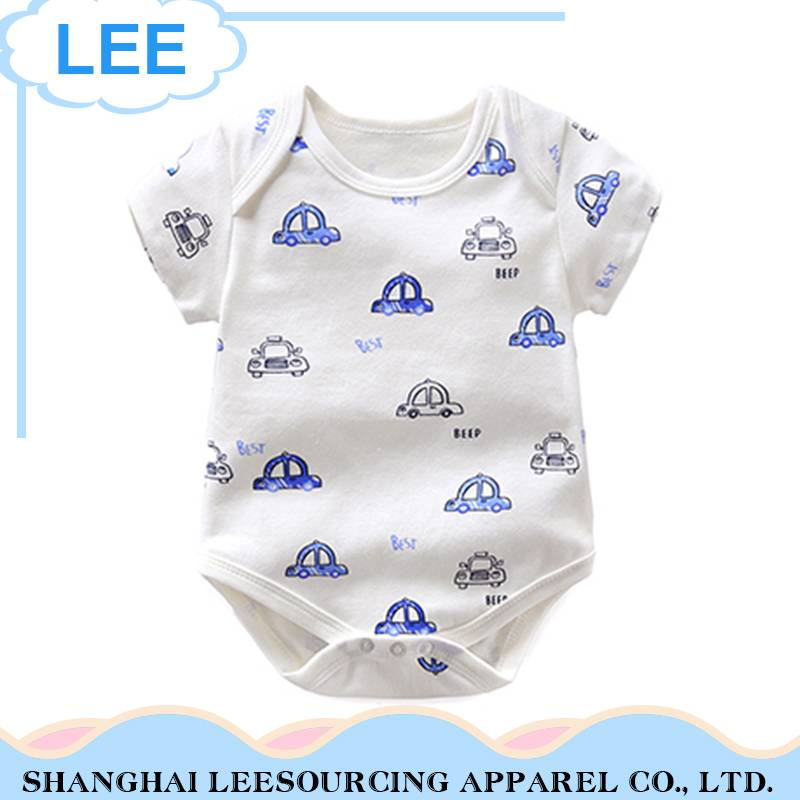 Hot Selling Baby Clothes New Born Bamboo Baby Romper