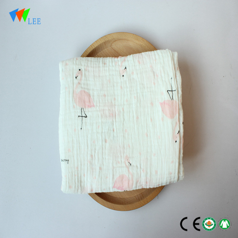 latest design nû û style fashionable high quality wholesale baby nerm blanket fiber bamboo