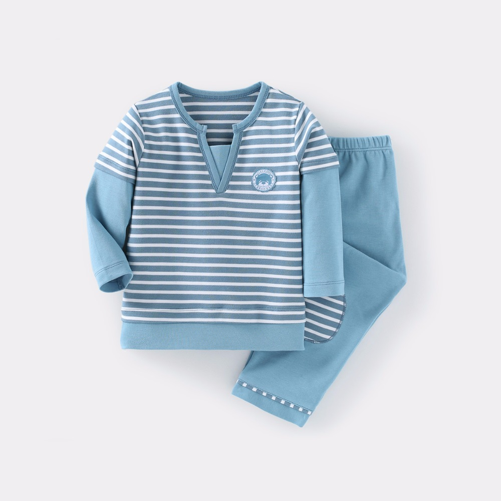 New design boutique organic baby suit wholesale clothing sets for baby