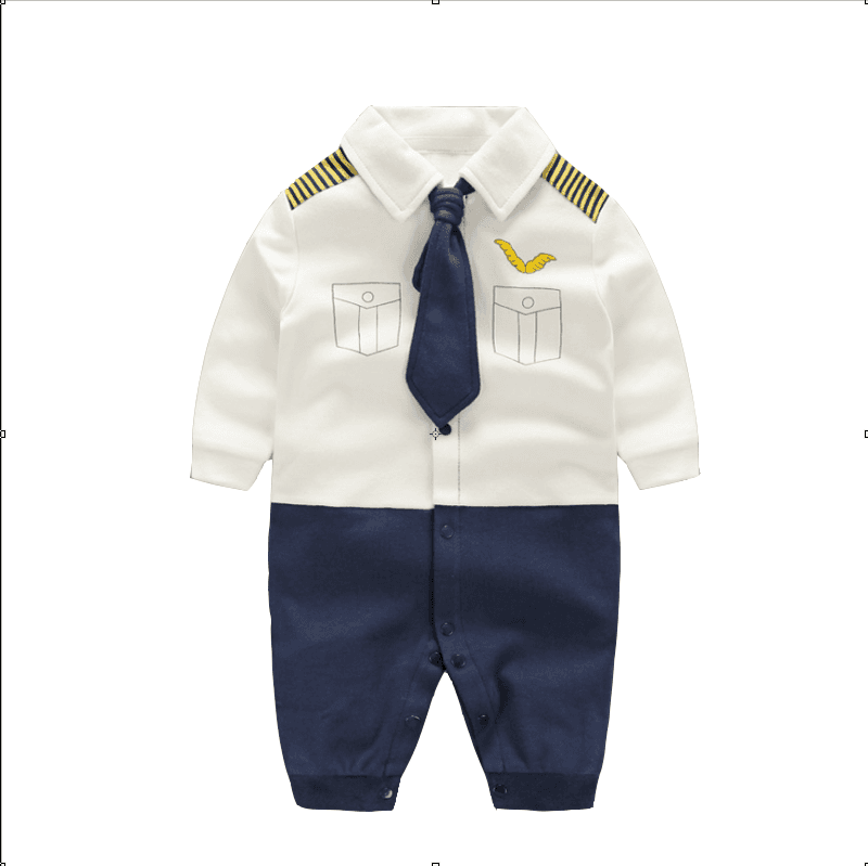 Hot sale baby clothing customized baby boy bamboo romper