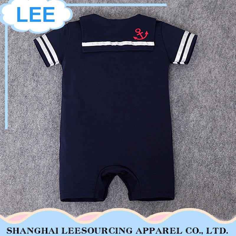 Wholesale Cotton Bamboo Wholesale Baby Clothing Romper