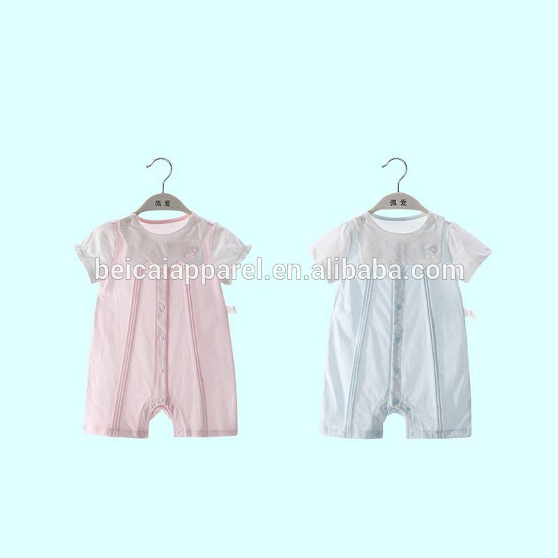 OEM children boutique clothing100% cotton carters baby romper