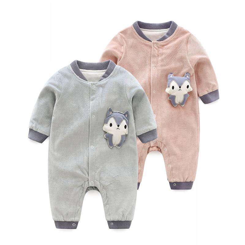 Cheap New Design Cotton Baby Clothes Romper