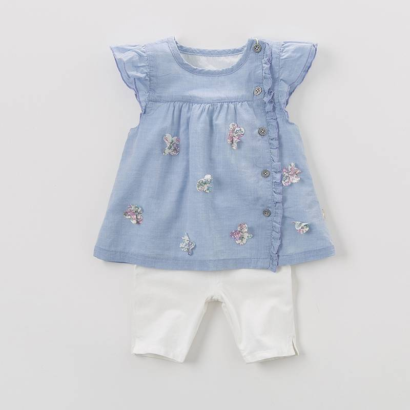 baby girl's casual clothing boutique children kids clothes sets