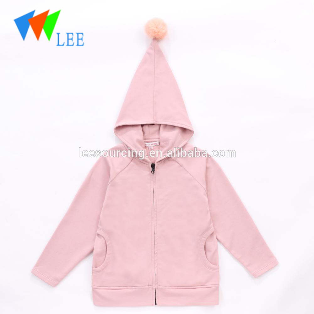 2018 children's new winter clothes children's long sleeve cotton jacket