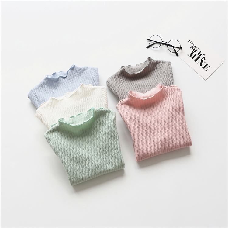 Wholesale best quality children clothes kid fleece sweater baby soft tops