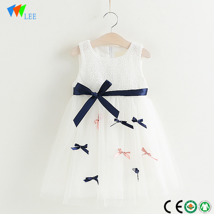 china style summer baby party dresses wholesales little princess girl dress