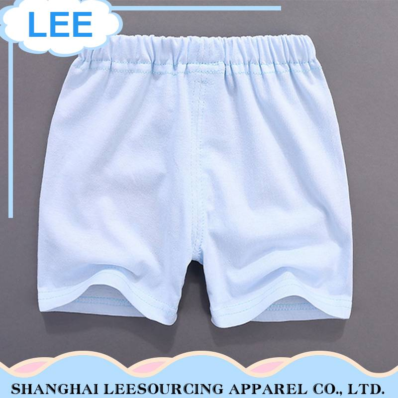 OEM Supply Girls Tutu Skirt - 2017 New Summer Cotton Kids Pants Hot Boysgirls Casual Short Pants – LeeSourcing