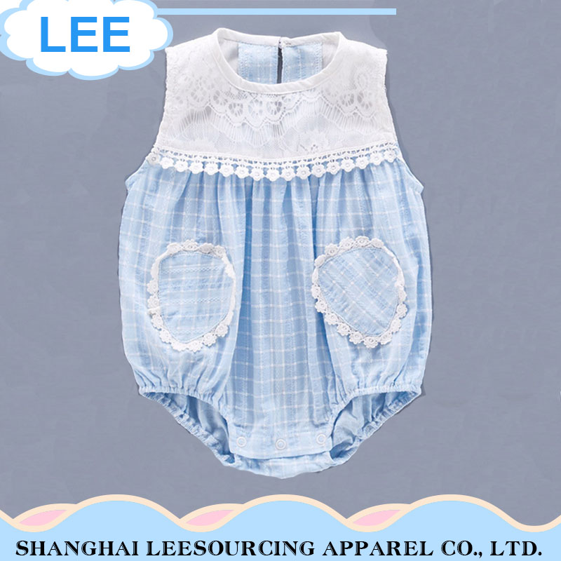 100% Cotton Baby Romper Bamboo Fibre Baby Clothes