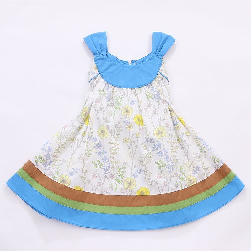 Party Birthday wedding princess baby Girls Clothes Children Kids Girl Dresses