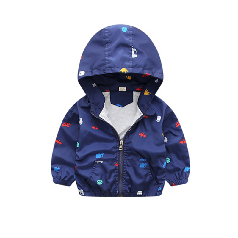 Fall latest child custom baby boys outdoor jacket children hoodies