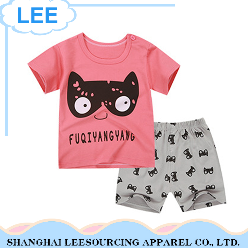 2017 Baby Boy Clothes Clothing Set Children Clothes Set