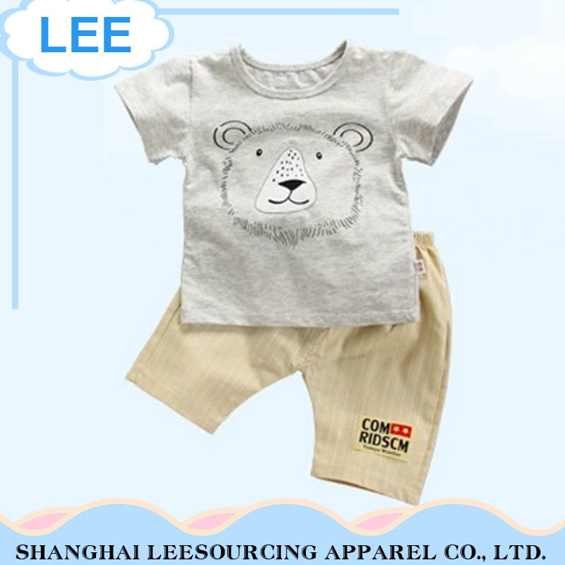 Kids Clothes Bulk Wholesale Baby Boys Suits Children Clothing Set