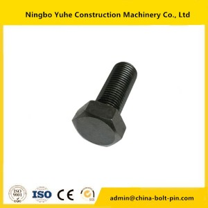 ac23170097287 track bolt  & Nuts for excavator on China Suppliers